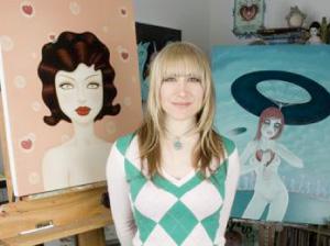 Kidrobot Artist Tara McPherson