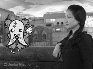 Kidrobot Artist Junko Mizuno