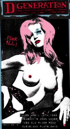 D Generation Poster, 1999