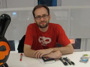 Kidrobot Artist Andrew Bell