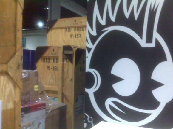 Kidrobot Booth #4529 is Born at San Diego Comic-Con