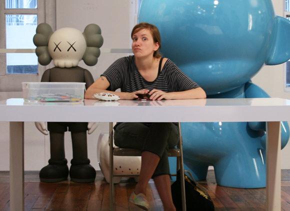 Amanda Visell at Kidrobot NY