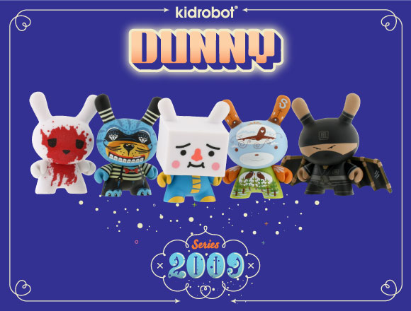 Dunny Series 2009!