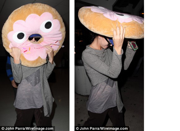 Katy Perry in Yummy Donut by Kidrobot