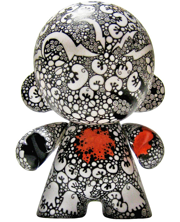 Custom Munny by Danny Roldan