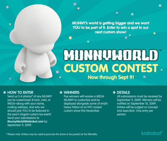 MUNNYWORLD Customs