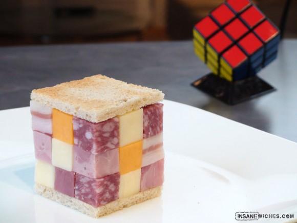 Rubix Sandwich