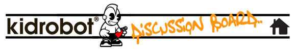 Kidrobot Discussion Boards
