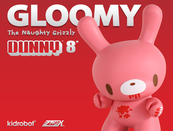 Gloomy Bear Dunny 8-inch
