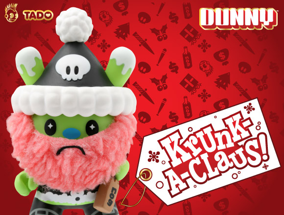 Krunk-A-Claus by TADO