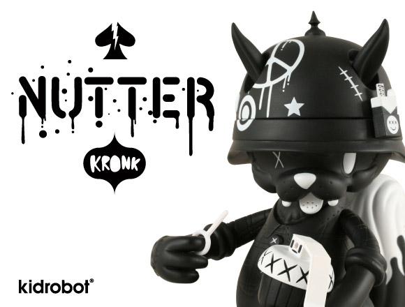 Nutter by KRONK
