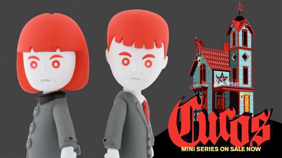 Cucos Mini Figures by Kidrobot