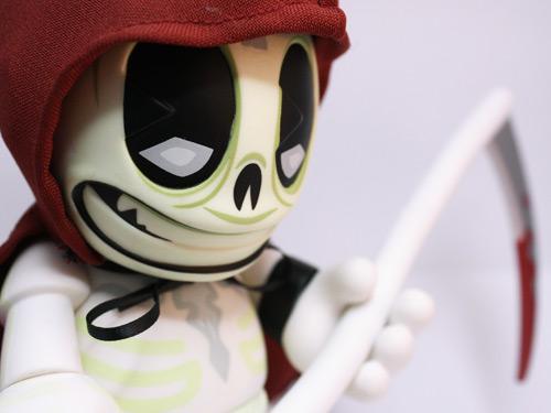 Kidrobot: Kidreaper by Andrew Bell