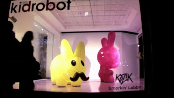Kidrobot x Selfridges London
