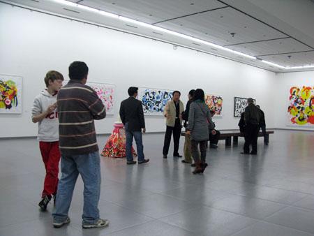 Jon Burgerman exhibition, Economies of Scale