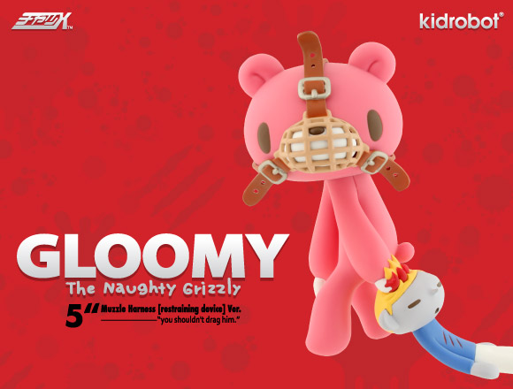 Muzzle Gloomy by Mori Chack
