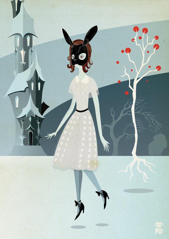 Cucos Nightmare Bunny by Patricio Oliver