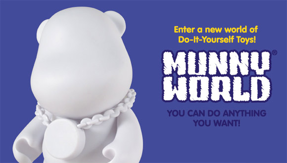 MUNNYWORLD available now!