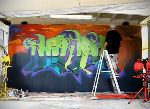 East 3 Time Lapse Tag