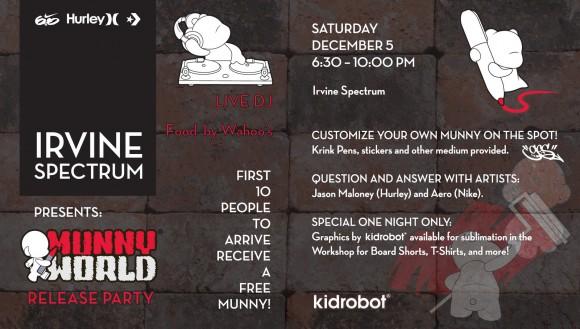 Kid Robot Event_Irvine