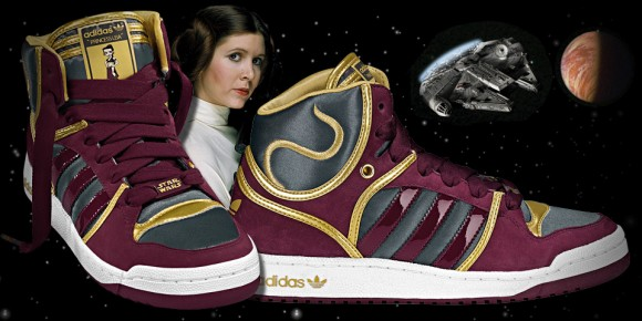 Leia Star Wars adidas