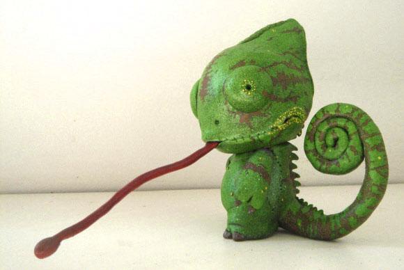 MUNNYWORLD Chameleon custom