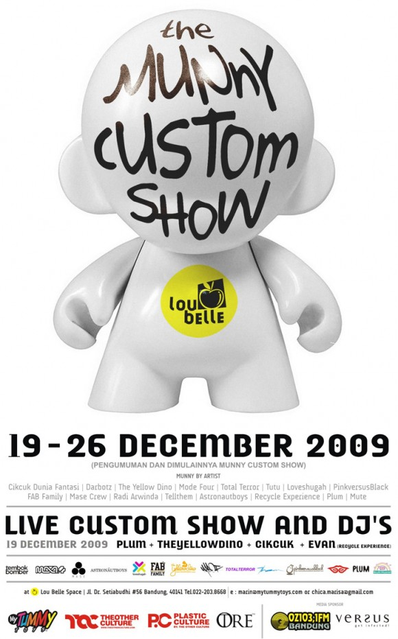 MUNNY Show Indonesia