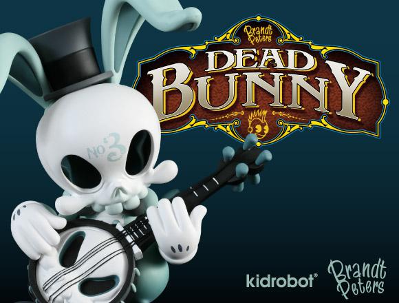 Dead Bunny by Brandt Peters
