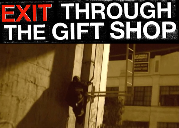 Exit Through the Giftshop - Banksy Documentary