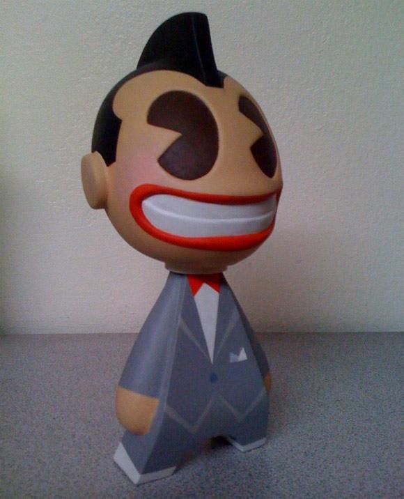 kaNO Pee Wee Herman x Kidrobot x MAD*L
