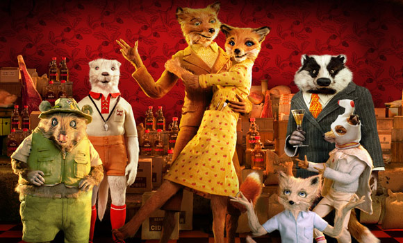 Wes Anderson accepatance speech for Fantastic Mr. Fox