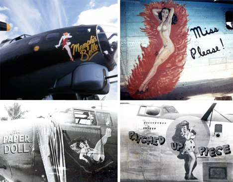 wwII-korean-war-nose-art-5