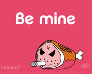 08 - be mine