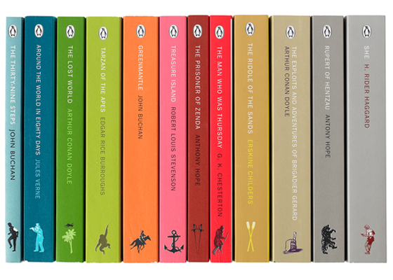 Creative Book Spine Design : Coralie bickford smith interview at designrelated