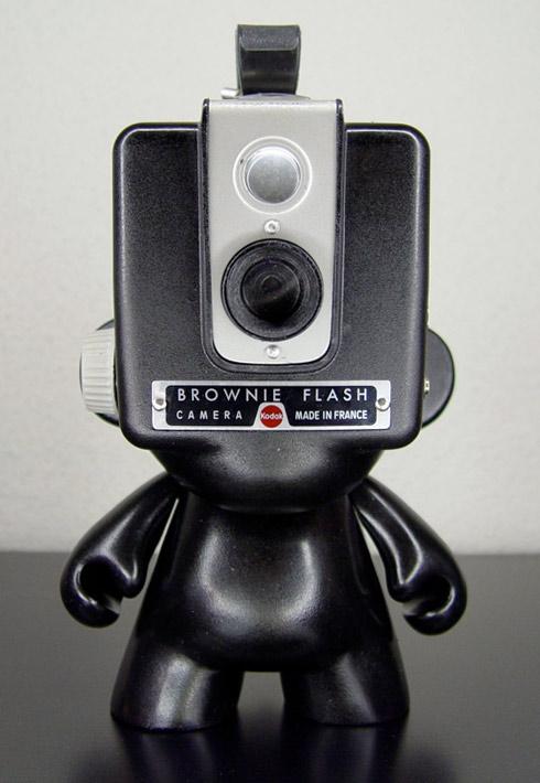 Kodak Brownie x MUNNY