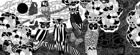 Lisa Grue, Owls Have More Fun