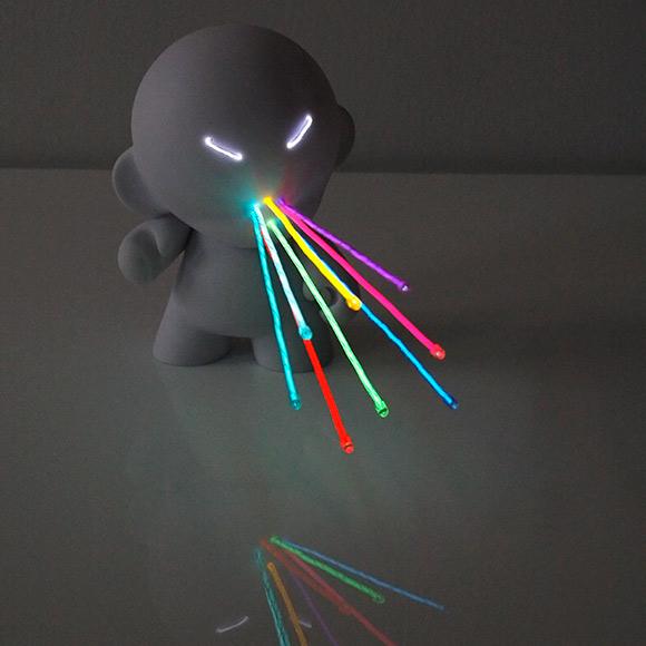 Marcus Tremonto Lightbot MUNNY