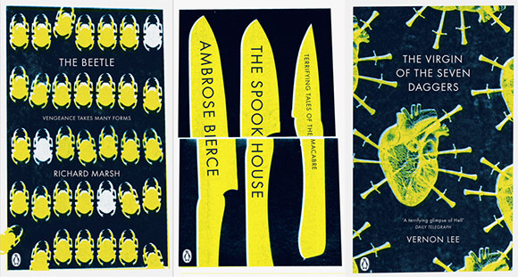 Coralie Bickford book design for Penguin