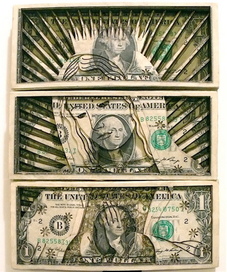 Scott Campbell Make it Rain