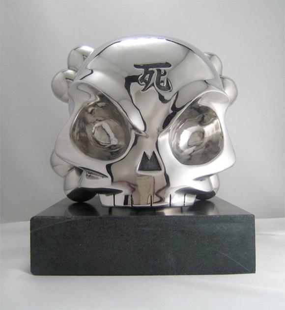 huck-skull-silver