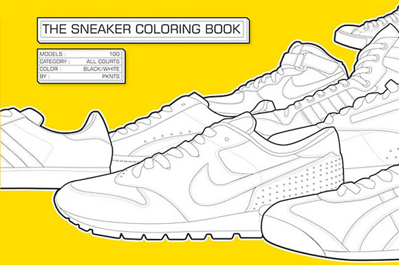 sneaker-coloring-book-cover