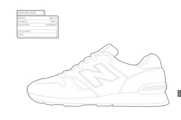 Sneaker Coloring Book For Big Kids - Kidrobot Blog