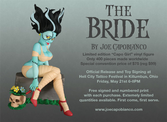 bridesigningpromoforhell