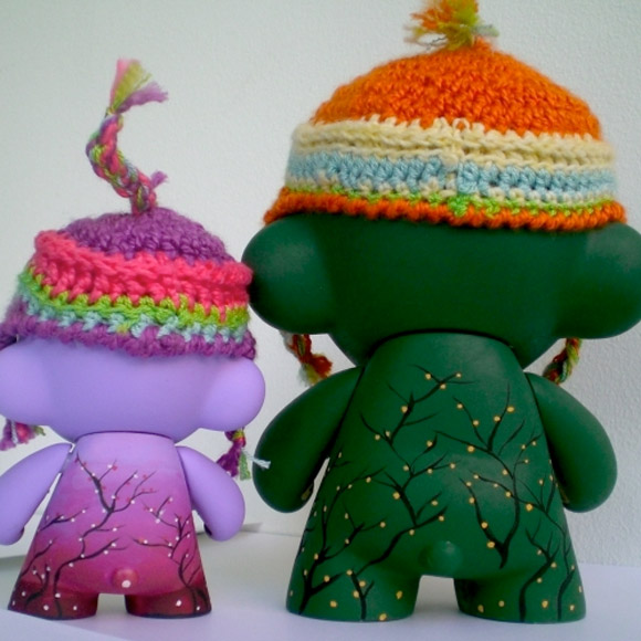 Cute Munny Designs This Cute Duo is Designed by