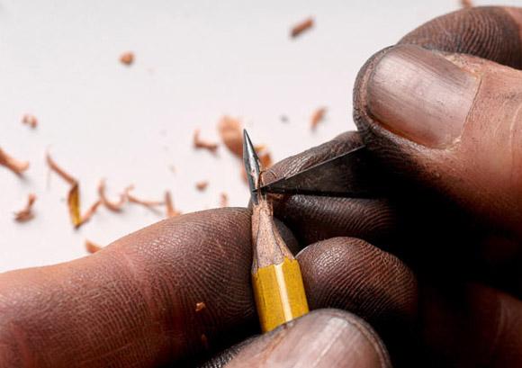 pencilleadsculptures-2