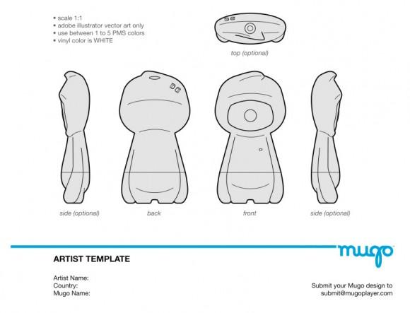 mugo-template