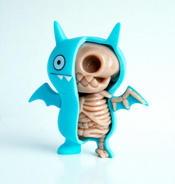 Custom Toy Anatomy By Moist Kidrobot Blog