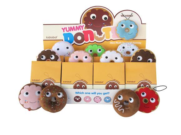 YUMMY-Donut-Plush-Minis