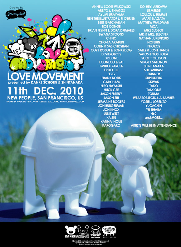 love-movement-customs