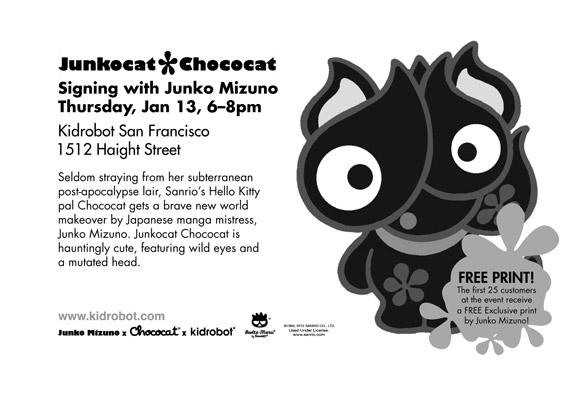 JunkoChococat_Postcard_Back